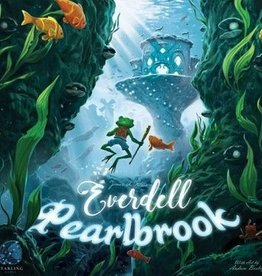 Game Salute Précommande: EVERDELL: Ext. Pearlbrook (EN)