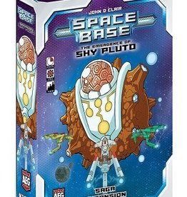 Alderac Entertainment Group Précommande: Space Base: Ext.The Emergence of Shy Pluto (EN)