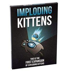 Exploding Kittens Précommande: Exploding Kittens: Ext. Imploding Kittens (FR)