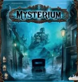 Libellud Précommande: Mysterium (FR)