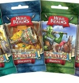 White Wizard Games Précommande: Hero Realms Journeys: Travelers Pack(EN)