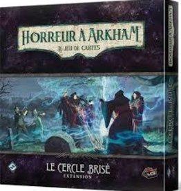 Fantasy Flight Horreur à Arkham JCE Ext. Le cercle brisé (FR)
