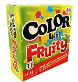 France Cartes Color Addict: Fruity (FR)