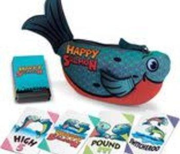 Happy Salmon: Blue (EN)