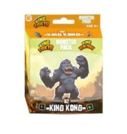 Iello King of Tokyo / New York: Monster Pack 2 King Kong (FR)