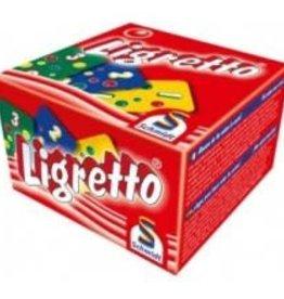Schmidt Spiele Ligretto: Rouge (ML)