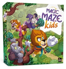 Dude Games Magic Maze: Kids (ML)