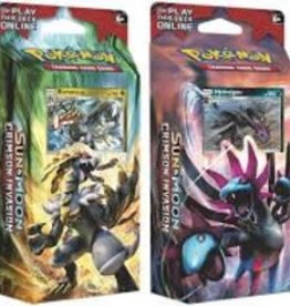 Pokemon Pokemon: Sun & Moon Crimson Invasion Theme Deck (EN)