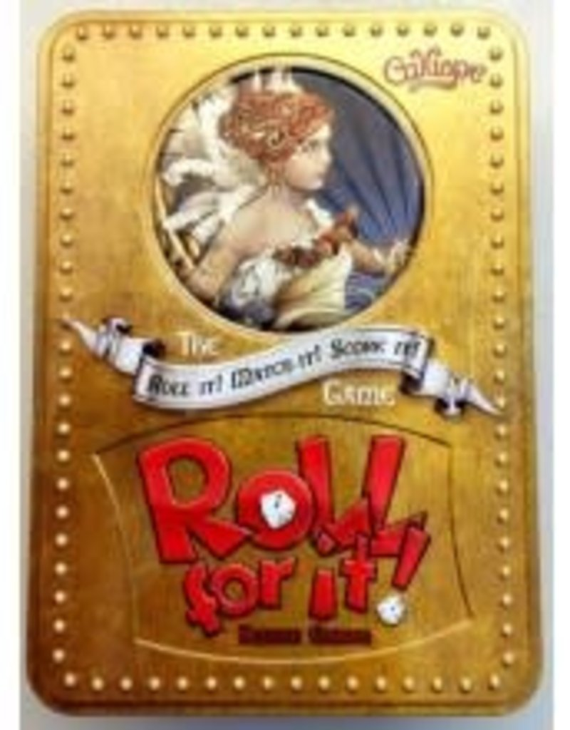 Calliope Games Roll for It!: Deluxe Edition (EN)