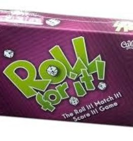 Calliope Games Roll for It!: Purple Edition (EN)