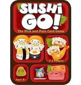 Gamewright Sushi Go: Tin (EN)