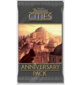 Repos Production 7 Wonders: Ext. Cities Anniversary Pack (FR)