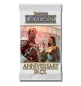 Repos Production 7 Wonders: Ext. Leaders Anniversary Pack (FR)