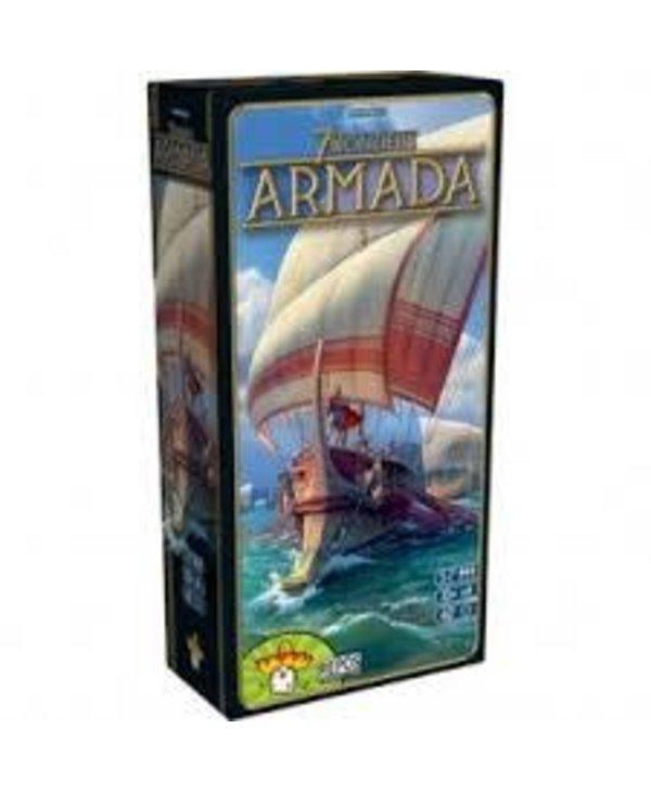 7 Wonders: Ext. Armada (FR) (1ere version)