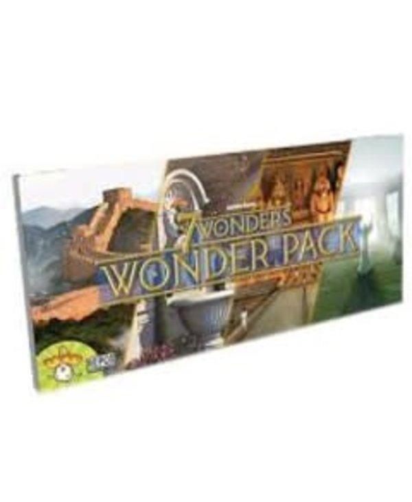 7 Wonders: Ext. Wonder Pack (ML) (1ere version)
