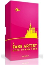 Oink Games A Fake Artist Goes to New York (FR)