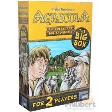 Agricola: All Creatures Big and Small Big Box (EN)