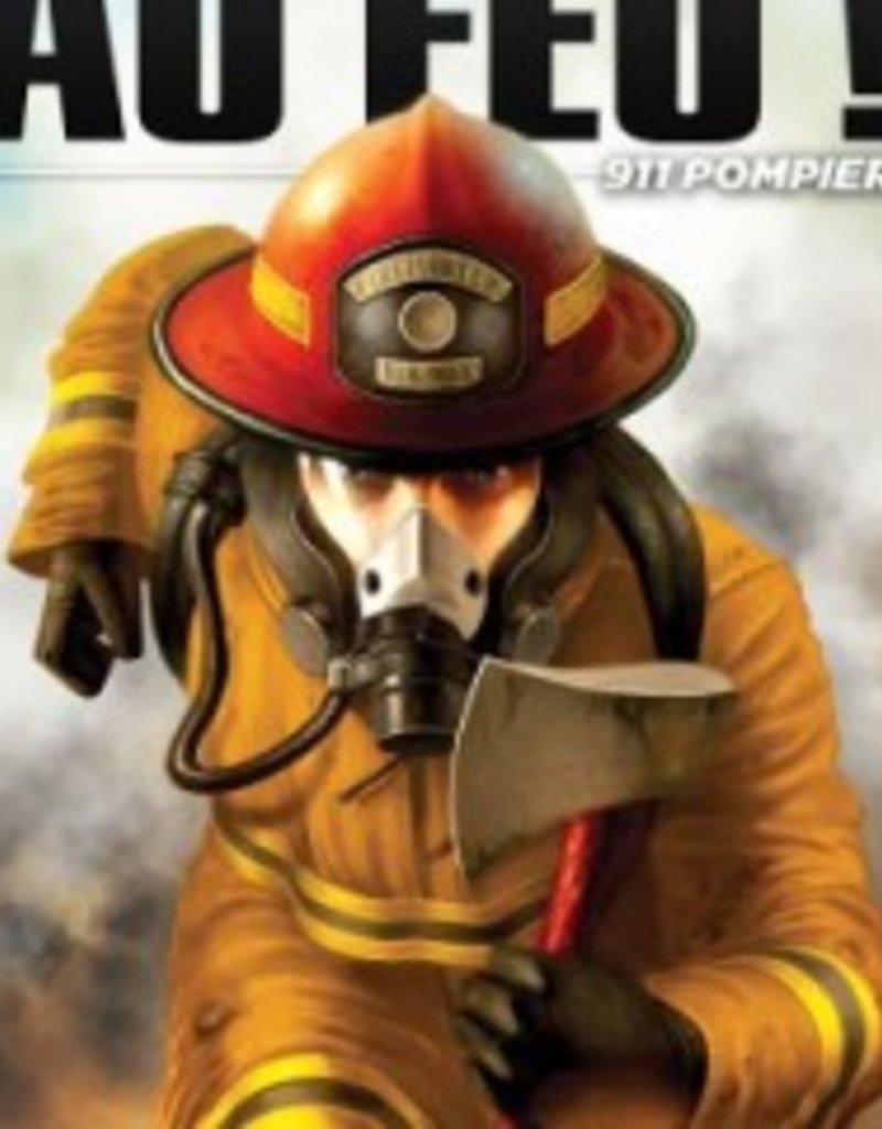 Indie Boards & Cards Au Feu!: 911 Pompiers (FR)