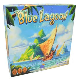 Blue Orange Games Blue Lagoon (ML)