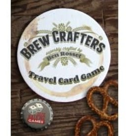 Dice Hate Me Brew Crafters: Travel Card Game (EN)
