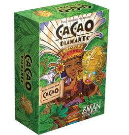 Z-Man Games Cacao: Ext. Diamante (EN)