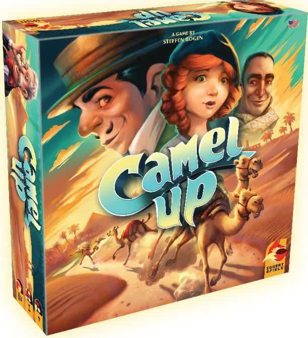 Camel up: 2.0 Nouvelle edition (ML)