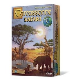 Z-Man Games Carcassonne: Safari (FR)