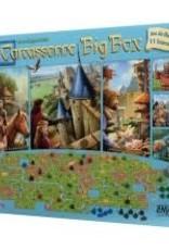 Z-Man Games Carcassonne: Big Box 2017 (FR)