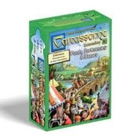 Z-Man Games Carcassonne: Ext. Bazars, Ponts et Forteresses (FR)