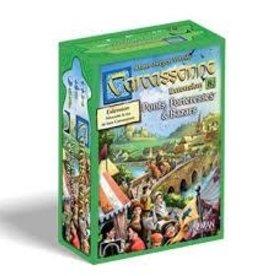 Z-Man Games, Inc. Carcassonne: Ext. Bazars, Ponts et Forteresses (FR)