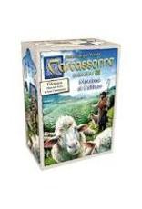 Z-Man Games Carcassonne: Ext. Moutons et Collines (FR)