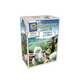 Z-Man Games Carcassonne: Ext. Moutons et Collines (FR)