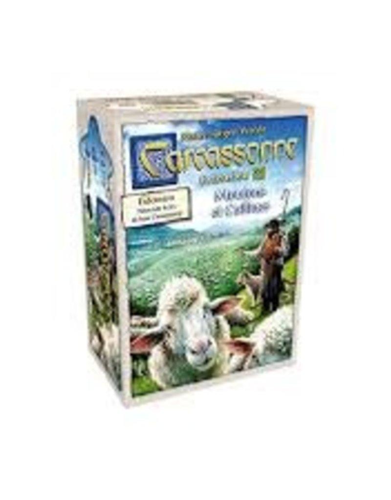 Z-Man Games, Inc. Carcassonne: Ext. Moutons et Collines (FR)