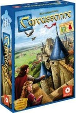 Z-Man Games, Inc. Carcassonne (FR)