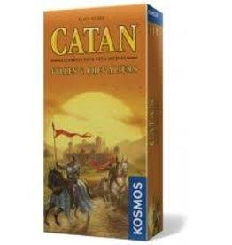 Kosmos Catan: Ext. Villes et Chevaliers 5/6 Joueurs (FR)