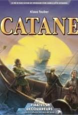 Catan Studio Catan: Ext. Pirates et Découvreurs (FR)