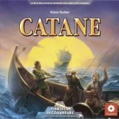 Catan: Ext. Pirates et Découvreurs (FR)