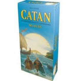 Catan Studio Catan: Ext. Marins 5/6  joueurs (FR)