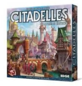 Edge Entertainment Citadelles: 4ième Edition (FR)