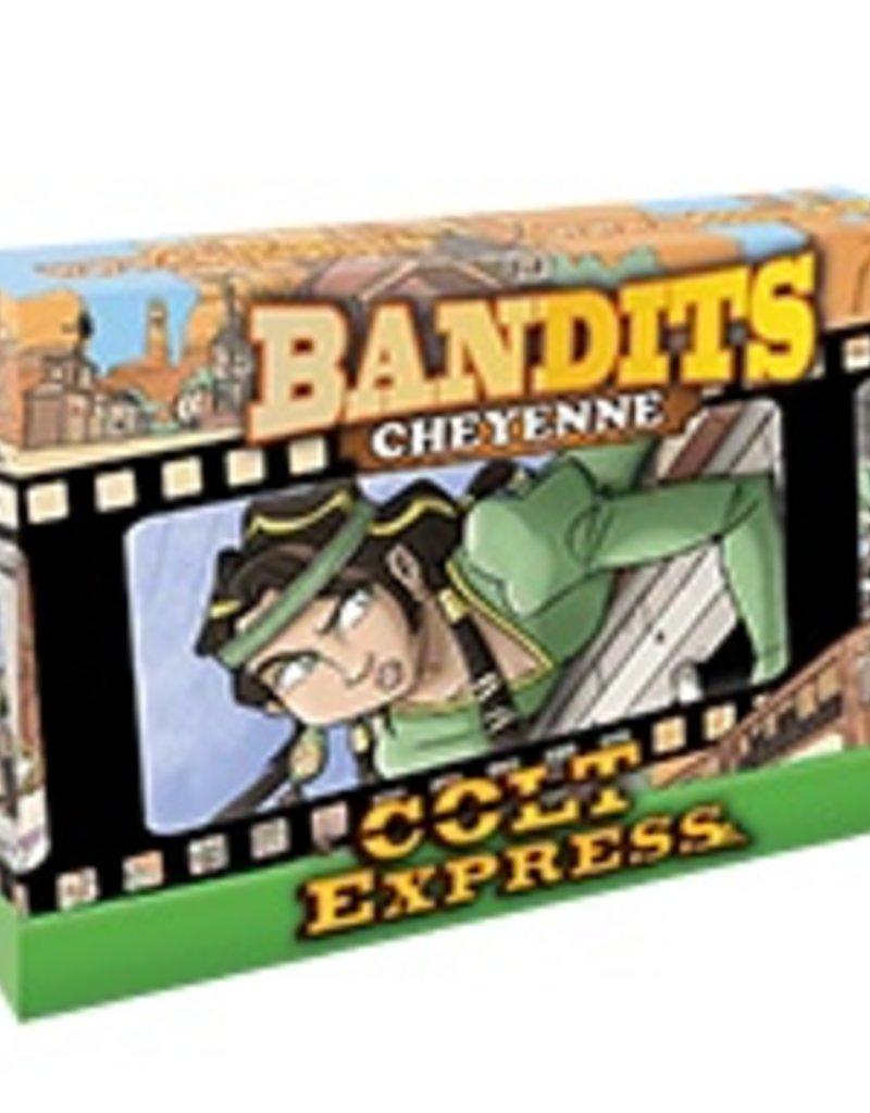 Ludonaute Colt Express: Ext. Bandits: Cheyenne (ML)