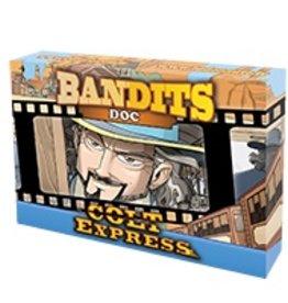 Ludonaute Colt Express: Ext. Bandits: Doc (ML)