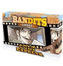 Ludonaute Colt Express: Ext. Bandits: Ghost (ML)