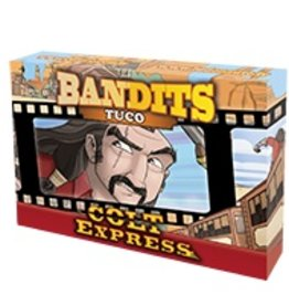 Ludonaute Colt Express: Ext. Bandits: Tuco (ML)