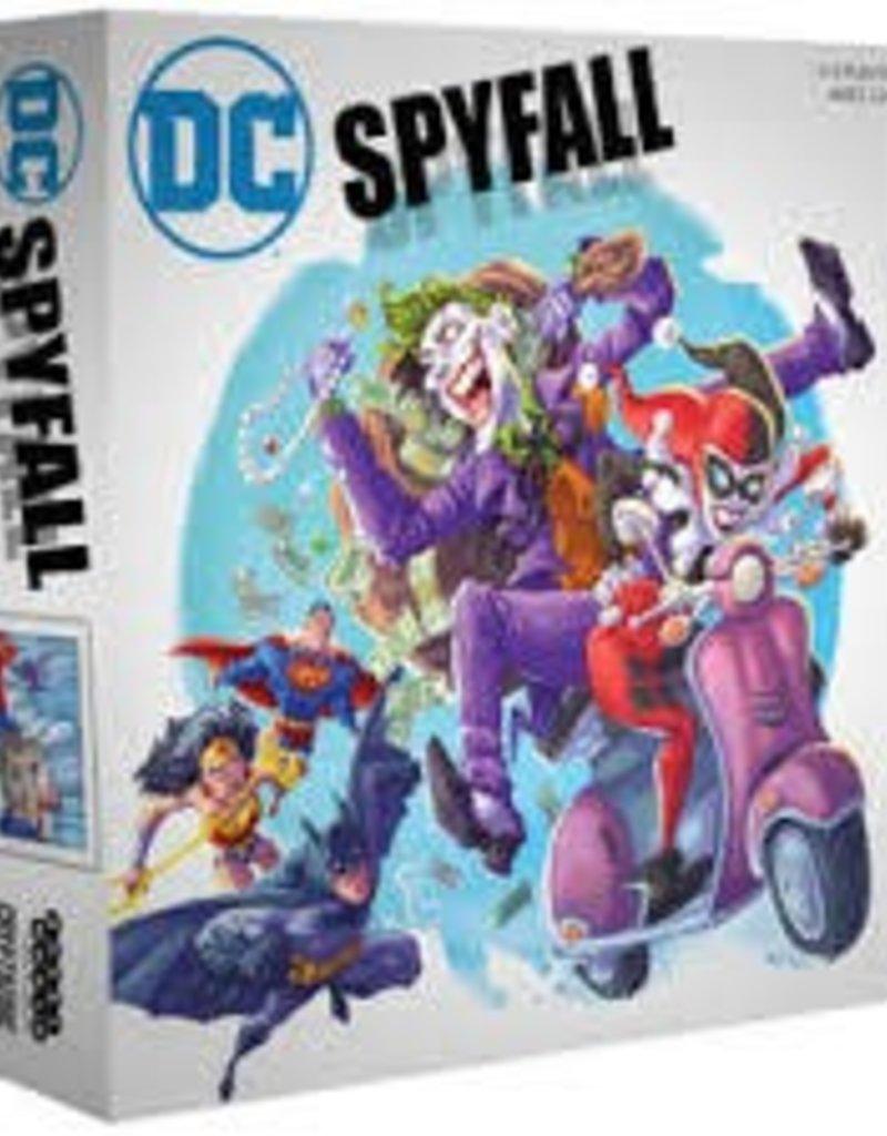 Cryptozoic Entertainment Spyfall: DC  (EN)