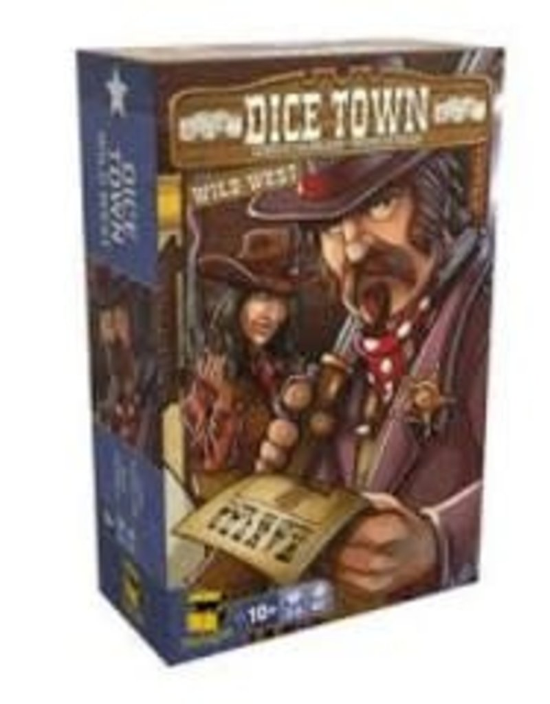 Matagot Dice Town: Ext. Wild West (FR)