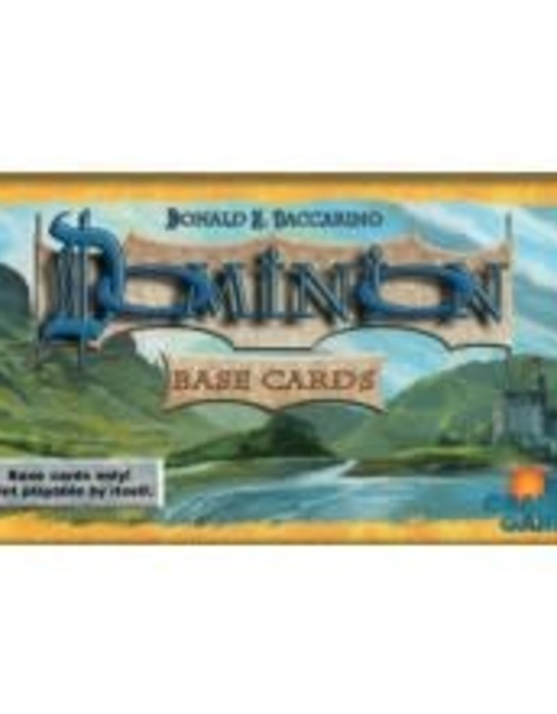 Rio Grande Games Dominion: Base Cards (EN)