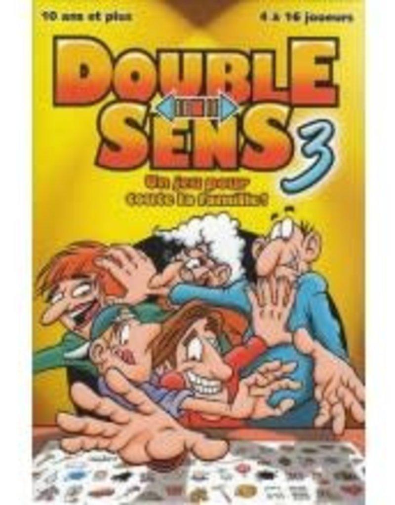Créations Ozzé inc. Double Sens: 3 (FR)