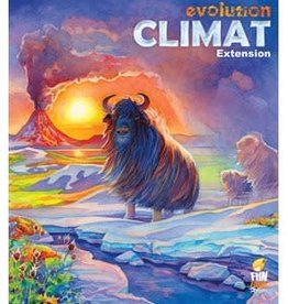 Funforge Evolution: Ext. Climat (FR)