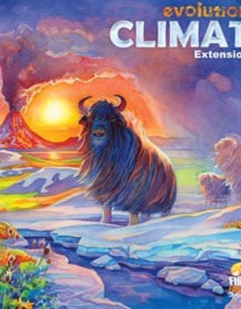 Funforge Evolution: Ext. Climat (FR)
