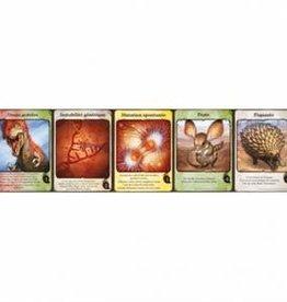 Funforge Evolution: Ext. Cartes Traits (FR)